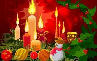 Christmas candle hd wallpaper   Choice Wallpaper Choice