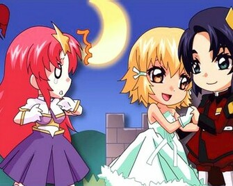 gundam seed chibi wallpaper Anime Forums Anime News More