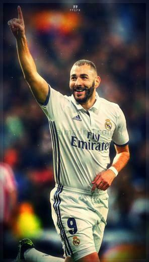 download Karim Benzema HD Lockscreen Wallpaper 20162017 by