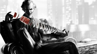 Batman Arkham City Joker Wallpaper 19201080 23054 HD Wallpaper Res