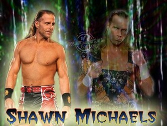 Sport Championship Wwe Shawn Michaels Wallpaper