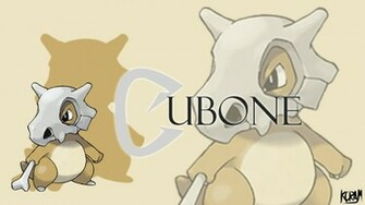 cubone the lonely warrior by koram0crow customization wallpaper photo