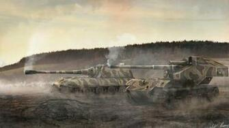 World of Tanks SPG Sky m4Games 3D Graphics wallpapers Collection