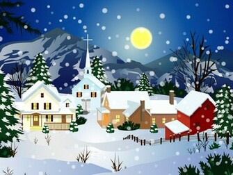 Christmas PowerPoint Background 7