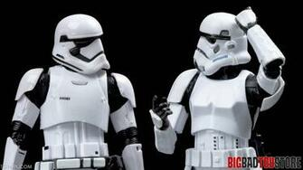 SDCC Star Wars Black Series First Order Stormtrooper Photo Shoot   The