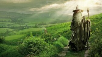 The Hobbit An Unexpected Journey Wallpaper Wallpaper from the movie