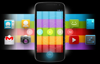 Android apps from last week Muzei Wallbase Fuzz Wallpaper Android