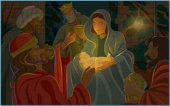 Christian christmas wallpapers and screensavers   Download