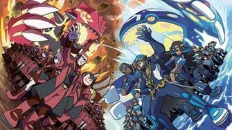 Pokemon Omega Ruby Best HD Wallpaper 4637 Wallpaper computer best