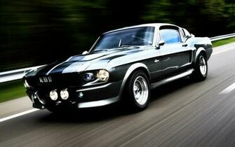 muscle cars vehicles ford mustang ford mustang shelby gt500 wallpaper