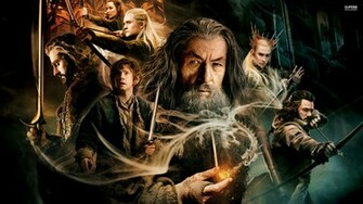 the hobbit film fragman