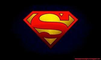 Superman Logo Desktop Wallpaper Wallpapers Background