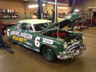 The Fabulous Hudson Hornet justroaredintotheshop