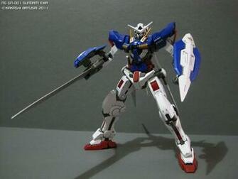 Gundam Exia 8 High Resolution Wallpaper   Animewpcom