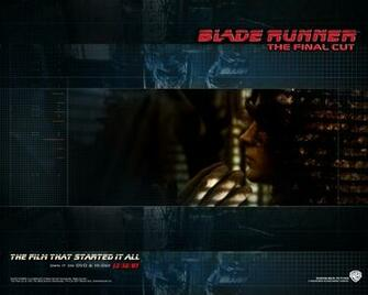 Official Blade Runner Wallpaper   Blade Runner Wallpaper 8207507