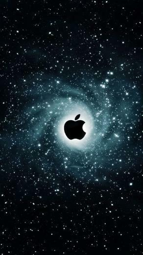 iPhone 5 Wallpaper Top Rated apple galaxy
