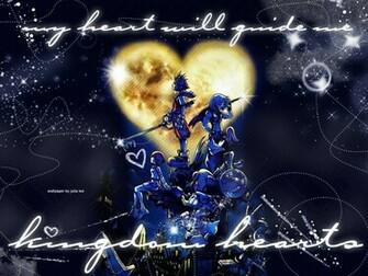 kingdom heart wallpaper   Kingdom Hearts Wallpaper