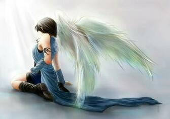 Final Fantasy VIII Rinoa Heartilly angel angels wallpaper 2966x2080