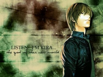 Light Yagami   insane anime characters Wallpaper 28532380