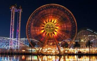 Disney World ferris wheel wallpaper World Wallpaper USA Wallpaper
