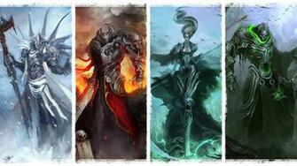 Four Horsemen Of The Apocalypse Computer Wallpapers