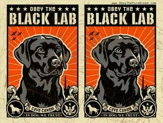 Spread Propaganda for the Labrador Retriever Revolution