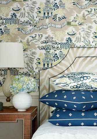 new wallpaper The new collection from Thibaut is sure to be a hit
