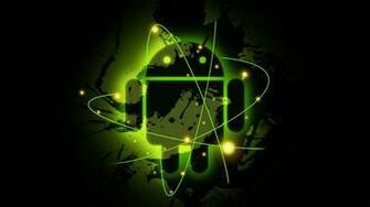 Glows Android Image HD Wallpaper WallpaperLepi