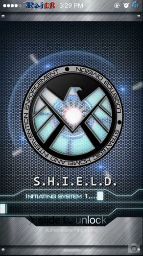 SHIELD Video Wallpaper HD