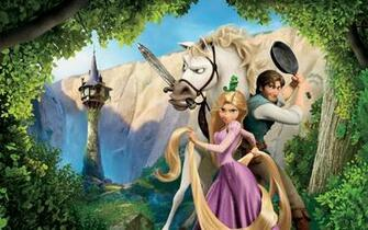 Fotos   Rapunzel Tangled X Cartoon Wallpaper With