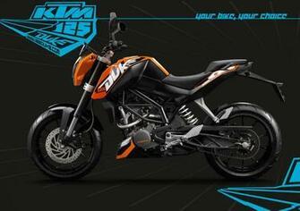 KTM Duke Bike HD Wallpapers