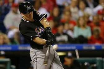 Marlins JT Realmuto living a double life   Fish Stripes