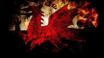 Welsh Rugby Wallpaper by amEDZ