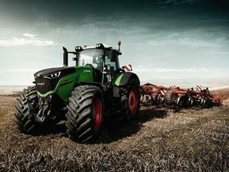 Wallpaper Agricultural machinery tractors 2015 17 Fendt 1600x1200