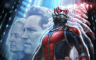 Ant Man HD Wallpapers