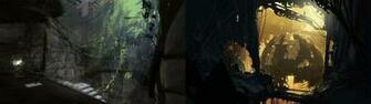 50] Portal Dual Screen Wallpaper on WallpaperSafari