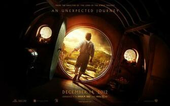 The Hobbit An Unexpected Journey 2012 Wallpapers HD Wallpapers