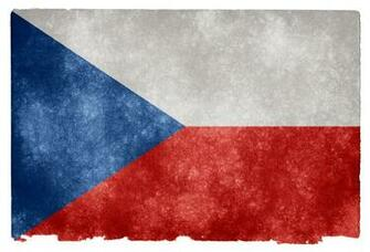 Graafix Flag of Czech Republic