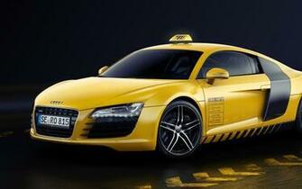 papel de parede audi txi amarelo audi r8 carros grandes