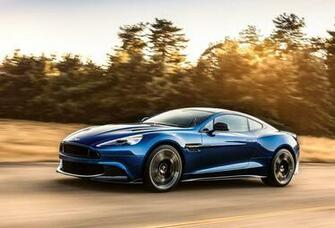 2018 Aston Martin Vanquish S Widescreen Wallpaper Automotive