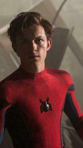 Wallpaper Spider Man Homecoming 4k Tom Holland Movies 13794