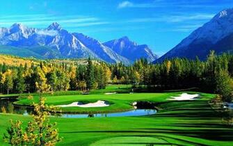 golf course   156459   High Quality and Resolution Wallpapers