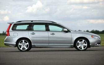Volvo V70 R design wallpapers and images   wallpapers pictures