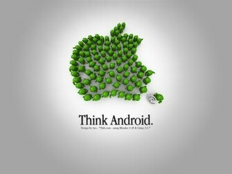 Android vs Apple Funny Wallpapers for Android Fans Dzineblog360