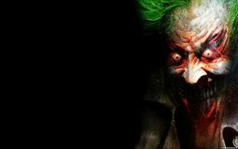 The Joker Arkham Asylum Comic Wallpaper