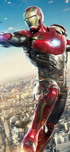 1125x2436 Iron Man And Spiderman In Spiderman Homecoming 4k Hd