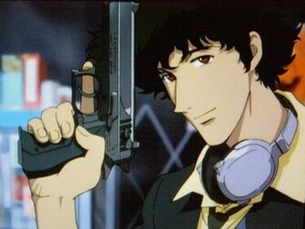cowboy bebop spike spiegel Wallpaper