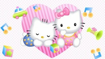 Hello Kitty Wallpaper Desktop 17406 Wallpaper Wallpaper hd