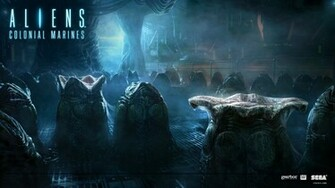 Aliens Colonial Marines Wallpapers HD Wallpapers