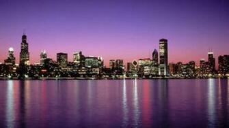 Chicago Skyline Backgrounds
